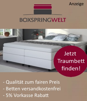 stiftung warentest boxspringbetten test 2014 stiftung warentest. Black Bedroom Furniture Sets. Home Design Ideas